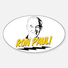 Ron Paul! Sticker (Oval)