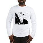Mind Removing Your Scarf? Long Sleeve T-Shirt