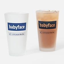 babyface funny parody Drinking Glass