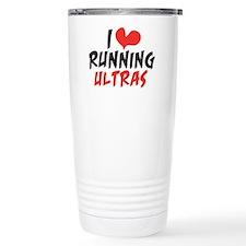 I Heart Running Ultras Travel Mug