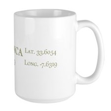 Casablanca GPS- Mug