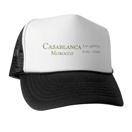 Casablanca GPS- Trucker Hat