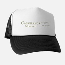 Casablanca GPS- Trucker Hat