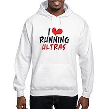 I heart Running Ultras Hoodie