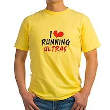 I heart Running Ultras T