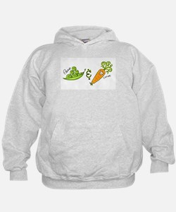 Peas and Carrot Hoodie