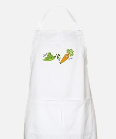 Peas and Carrot BBQ Apron