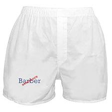 Barber / Dangerous Boxer Shorts