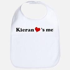 Kieran loves me Bib