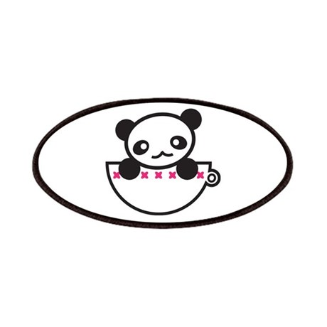 Panda Cup Patches
