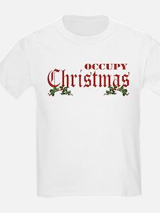 Occupy Christmas T-Shirt