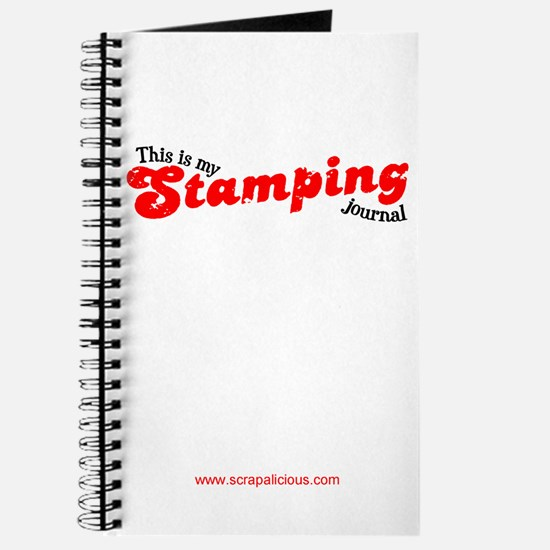 This is my Stamping Journal