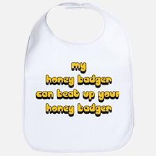 Honey Badger Bib