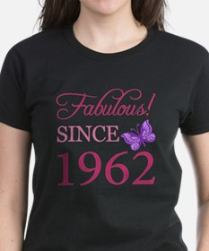 Fabulous Since 1962 Tee