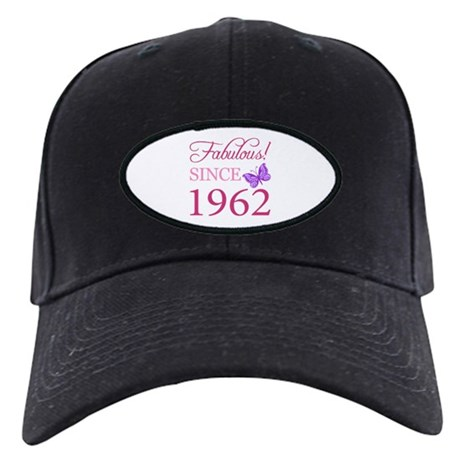 Fabulous Since 1962 Black Cap
