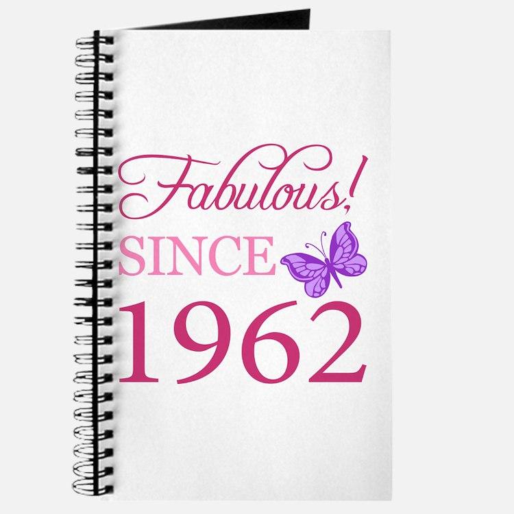 Fabulous Since 1962 Journal