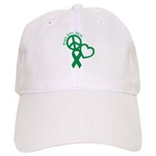 Peace,Love,Hope Baseball Cap
