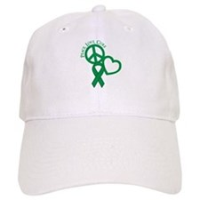 Peace, Love, Cure Hat