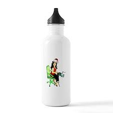 Cute Judge Water Bottle