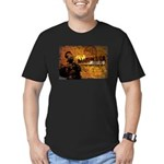Men's Fitted Oda Nobunaga T-Shirt (dark)