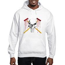 Painters Skull Hoodie Sweatshirt