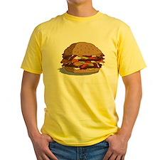 Clogger Burger T