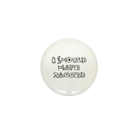 Zigged Mini Button (10 pack)