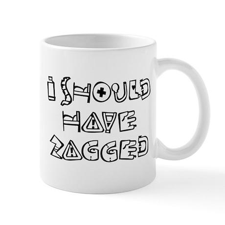 Zigged Mug
