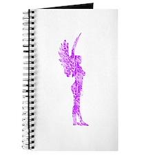 Vintage, Pink Fairy Journal
