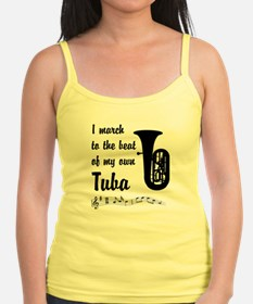 March to the Beat: Tuba Jr.Spaghetti Strap