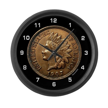 IHC Large Wall Clock
