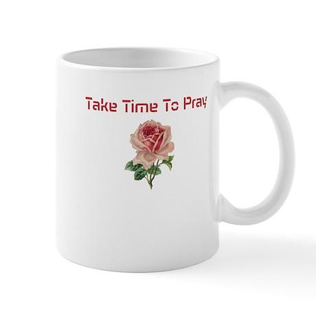 Prayer Time In A Mug