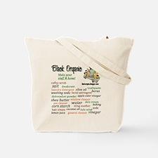 Cool Health blog Tote Bag