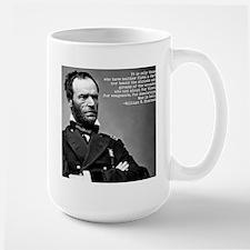 William Tecumseh Sherman Large Mug