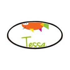 Tessa is a Big Fish Patches