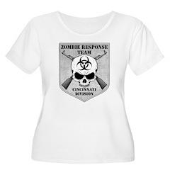 Zombie Response Team: Cincinnati Division T-Shirt