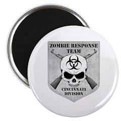 Zombie Response Team: Cincinnati Division Magnet