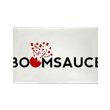Boomsauce - Bit Rectangle Magnet