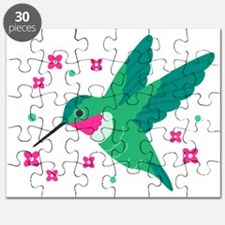Delightful Little Hummingbird Puzzle