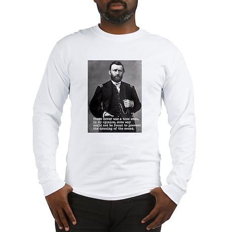 Ulysses S. Grant Long Sleeve T-Shirt