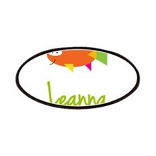 Leanna is a Big Fish Patches