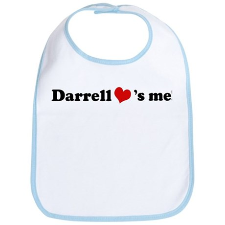 Darrell loves me Bib