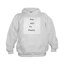 No plastic Hoodie