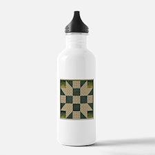 Unique Quilt Water Bottle