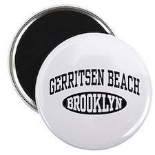 Gerritsen Beach Brooklyn Magnet