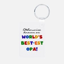 Otherwise Known Best Opa Keychains