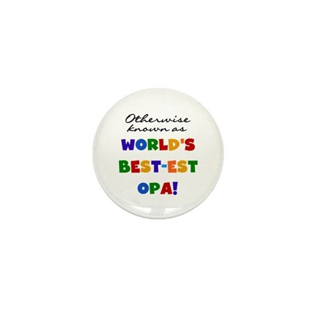 Otherwise Known Best Opa Mini Button