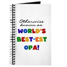 Otherwise Known Best Opa Journal