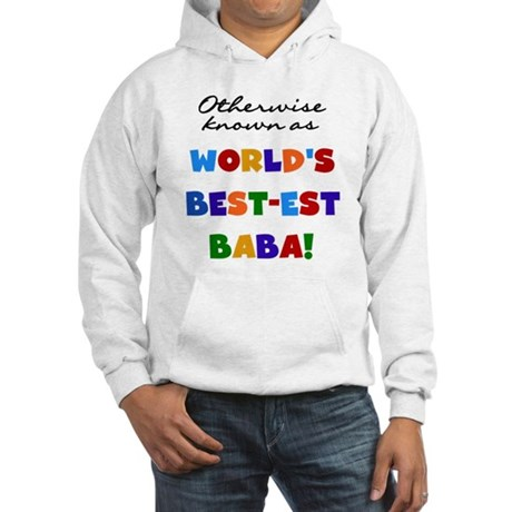 Otherwise Known Best Baba Hooded Sweatshirt
