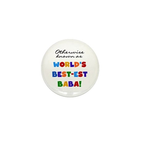 Otherwise Known Best Baba Mini Button (10 pack)